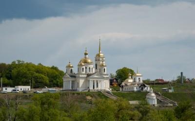 Прихожане храма в честь прп. Пимена Угрешского г. Пензы посетили с паломнической поездкой Большую Валяевку