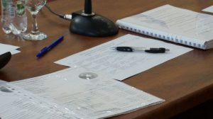В Пензенской духовной семинарии состоялась защита выпускных квалификационных работ