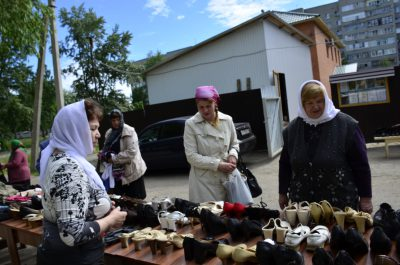Летняя благотворительная акция при храме Серафима Саровского в Пензе