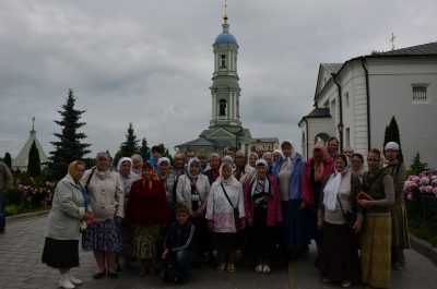 Прихожане храма в честь преподобного Серафима Саровского совершили паломническую поездку по святым местам Калужскойобласти