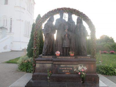 Пензенские паломники посетили Серафимо-Дивеевский монастырь