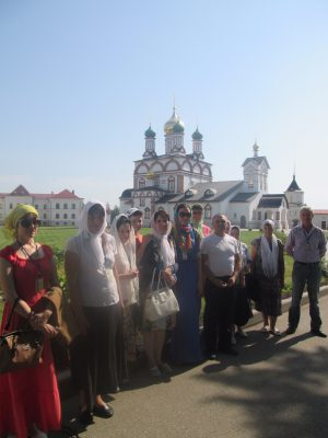 Паломники г. Пензы посетили святые места Ярославской области