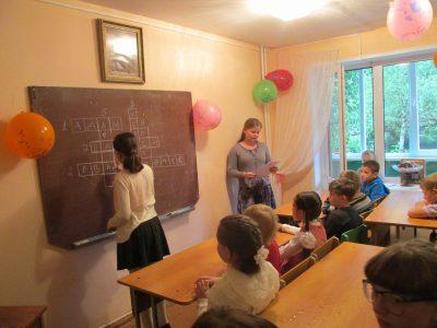 """В воскресной школе """"Зерно веры"""" в Каменке начался учебный год"""