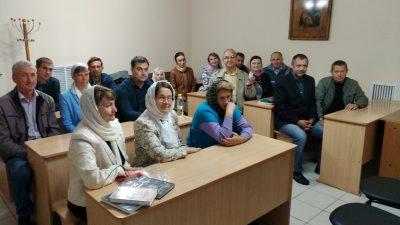 Начало нового учебного года в воскресных школах при Никольском храме в Ахунах