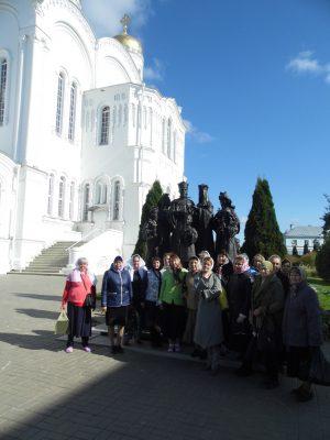 Пензенские паломники посетили Муром и Дивеево