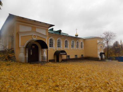 В воскресной школе при Архиерейском подворье Спасского кафедрального собора состоялся первый контрольный урок