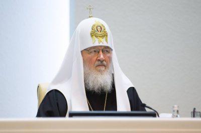 Патриарх Кирилл: Голос совести, присущий каждому человеку — подлинный базис, объединяющий все народы и культуры