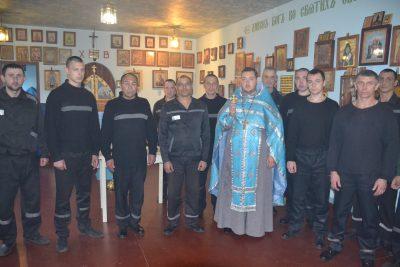 В исправительных учреждениях Пензенской области прошла Неделя молитвы