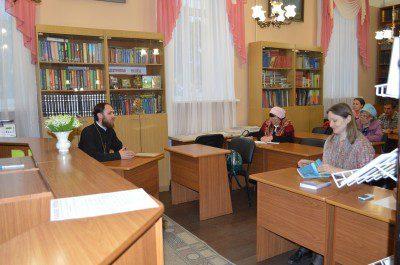 В рамках православного лектория состоится встреча горожан со священником Виталием Зориным