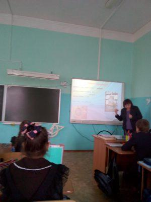 В г. Городище состоялась встреча учащихся со священнослужителем