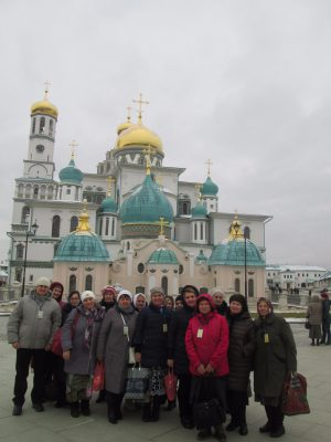 Пензенские паломники совершили поездку по святым местам Московской области