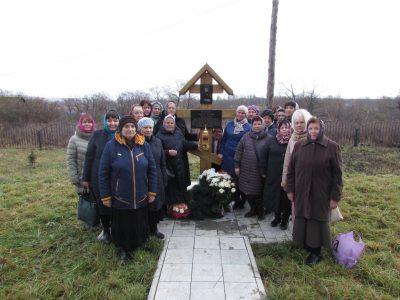 В день памяти блаженной старицы Алипии паломники посетили с. Вышелей