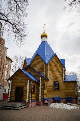 В канун Недели 23-й по Пятидесятнице митрополит Серафим совершил всенощное бдение в Благовещенской церкви Пензы