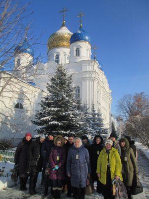 Паломники Пензы посетили святые места республики Мордовия