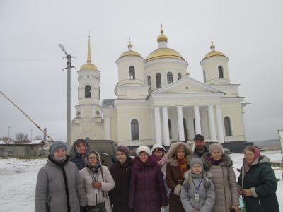 Пензенские паломники посетили святые места, связанные с именем священноисповедника Иоанна Оленевского