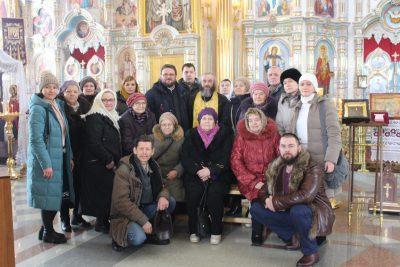 Пензенская православная община глухих и слабослышащих людей совершила паломничество в Большую Валяевку