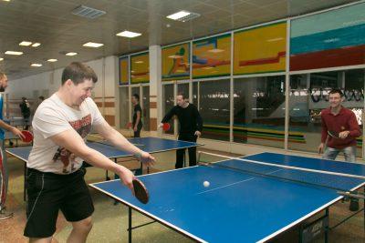 В Пензе состоялся турнир по настольному теннису среди приходских молодежных объединений