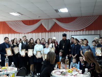 В Золотаревке отпраздновали День православной молодежи