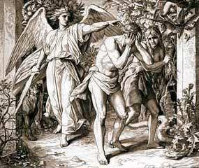 Прощеное воскресенье. Неделя сыропустная. Воспоминание Адамова изгнания