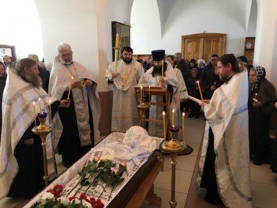 Отошел ко Господу иерей Владимир Киселев
