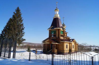В Михайло-Архангельском храме села Вышелей Городищенского района почтили память блаженной старицы Алипии (Авдеевой)