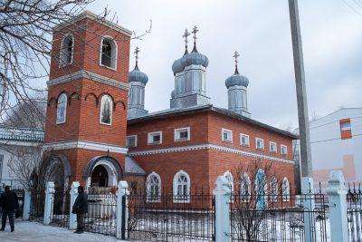 При городищенской Покровской церкви начала работу воскресная школа для взрослых прихожан