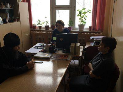 Заседание оргкомитета по Кирилло-Мефодиевским чтениям в Каменке
