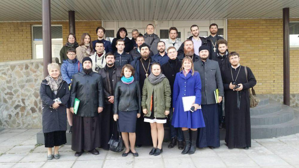 Представители Пензенской епархии приняли участие в работе Школы молодежной коммуникации в Свято-Никольском Черноостровском женском монастыре
