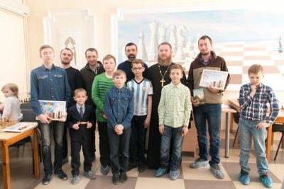 В Пензе состоялся традиционный Пасхальный шахматный турнир