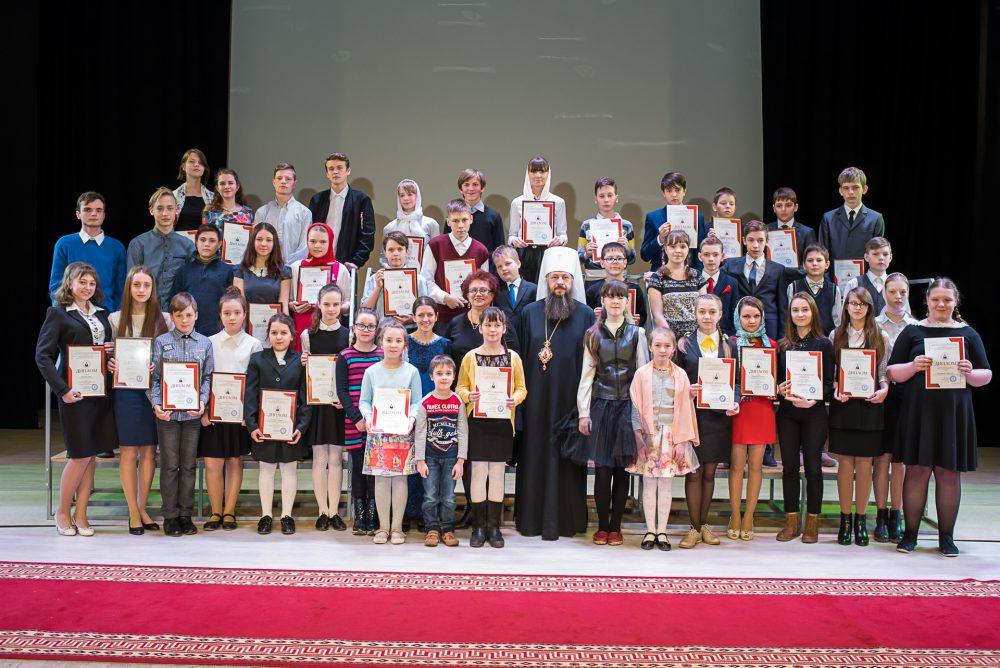 В Пензенской епархии наградили победителей и участников конкурса «Церковь в истории Пензенского края. Уроки столетия»