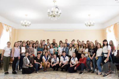 Студенты Пензенского колледжа современных технологий переработки и бизнеса приняли участие в православном квесте «Дороги к храму»