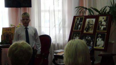 В р.п. Мокшан прошла встреча, посвященная 100-летию мученической кончины святых Царственных страстотерпцев