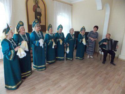 Празднование дня памяти святых апостолов Петра и Павла в Покровском архиерейском соборе