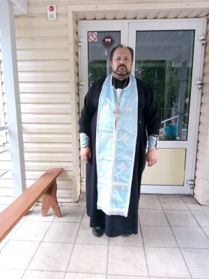 Состоялись встречи священнослужителей с пациентами наркологического реабилитационного центра в селе Русский Ишим