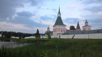 Пензенские паломники посетили святые места Санкт-Петербурга