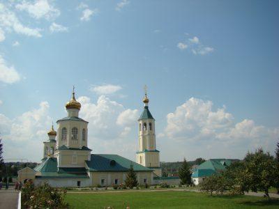 Пензенские паломники посетили святыни республики Мордовия