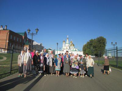 Пензенские паломники совершили паломническую поездку по святым местам Московской области