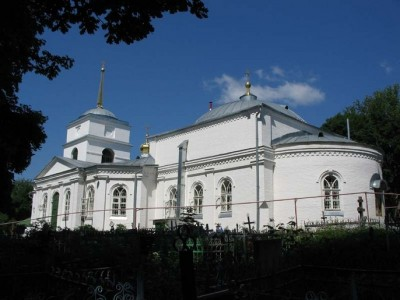 Митрополит Серафим совершил вечерню с акафистом Казанской-Пензенской иконе Божией Матери