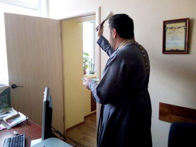 В УФСИН России по Пензенской области освятили служебные помещения