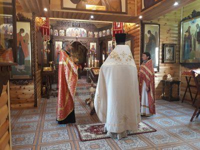 Состоялось собрание священнослужителей Бесоновского благочиннического округа
