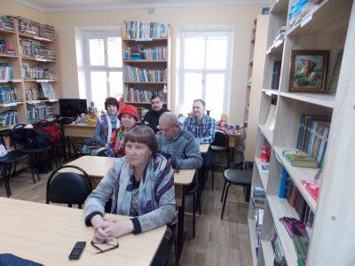 При Покровском архиерейском соборе состоялась очередная встреча библейско-богословского клуба