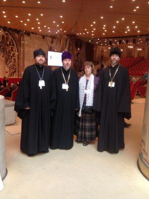 Делегация Пензенской епархии приняла участие в VIII Общецерковном съезде по социальному служению в Москве