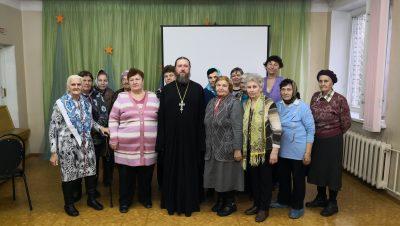В Пензе в рамках православного лектория состоялась встреча со священником Андреем Поляковым