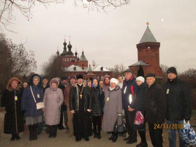 Пензенские паломники посетили святые места Калужской области