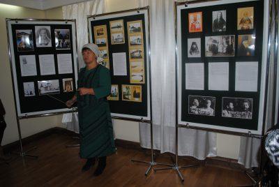 В Пензе работает выставка, посвященная истории Спасо-Преображенского мужского монастыря
