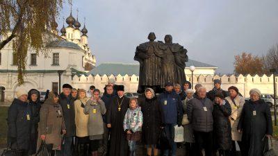 Пензенские паломники посетили святые места Мурома и Арзамаса
