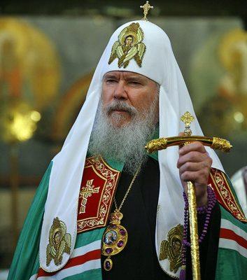 В Успенском кафедральном соборе Пензы почтили память Святейшего Патриарха Алексия II