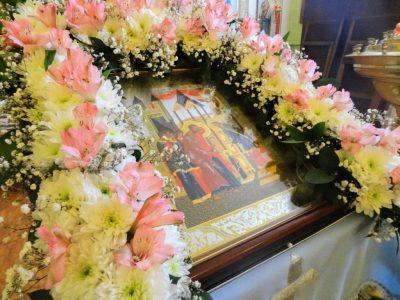 Празднование Введения во храм Пресвятой Богородицы в Пензенской епархии