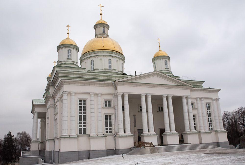 В Пензе прошло заседание Попечительского совета по возрождению Спасского собора