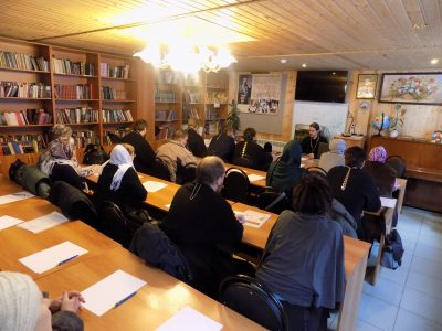 Состоялось годовое собрание духовенства Бессоновского благочиния
